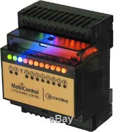 Gsm Wireless Controller La Commande À Distance Contrive Mobicontrol