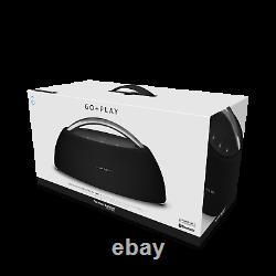 Harman Kardon Go+play Mini 2, Haut-parleur Bluetooth Portable, Noir
