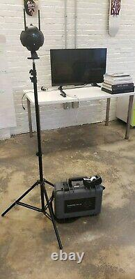 Insta360 Pro 2 Spherical 360 Camera & Tons D'accessoires Professionnels Prêts