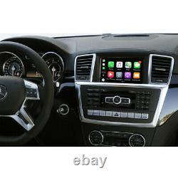 Interface Automatique Sans Fil Carplay Android Pour Mercedes Benz ML Gl W166 2012-2015