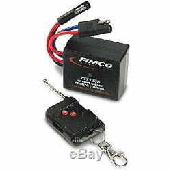 Interrupteur De Télécommande Sans Fil 20 A Pour Service Intensif, 12 Volts, Quick Fimco Nouveau