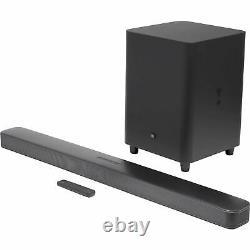 Jbl Bar 5.1 Surround 5.1-channel Soundbar & Subwoofer Avec Remote