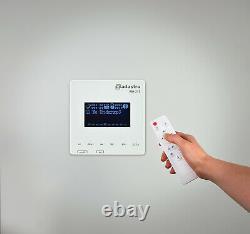 Kit Haut-parleur Bluetooth In-ceiling Dans Amplificateur Mural Usb Fm Pour La Salle De Cuisine À La Maison