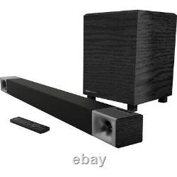 Klipsch Cinema 400 400w 2.1-channel Dolby Digital Soundbar System Open Box