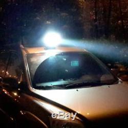 Led Cree Search Télécommande Lampe De Travail Magnétique Spot Sans Fil 50w 12v