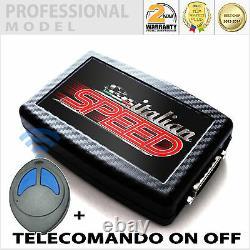 Meilleur Chiptuning Powerbox Tuningbox Italianspeed Pro Avec Télécommande Sans Fil