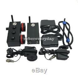 Mini-télécommande Sans Fil 200m Follow Focus Focus 200m Avec Limite De Délai Zéro