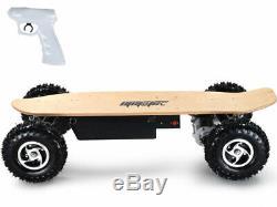 Mototec 1600w Power Board Skateboard Electrique Avec Telecommande