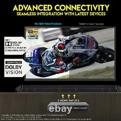 Nakamichi Shockwafe Pro 7.1.4 Ch 600w Soundbar W Dolby Atmos, Dolby Vision+sse