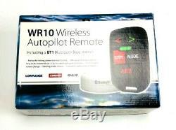 Navico Wr10 Sans Fil Autopilot Télécommande Bluetooth 000-12316-001
