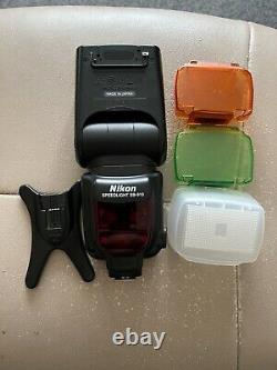 Nikon Sb-910 Speedlight Flash Pour Nikon Camera