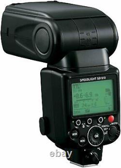Nikon Sb-910 Speedlight Flash Pour Nikon Digital Slr Caméras
