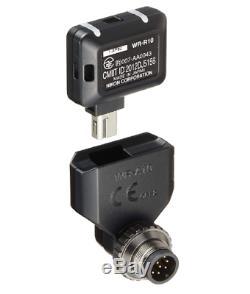 Nikon Wr-10 Télécommande Sans Fil Contrôleur Wr-r10 Wr-t10 Set Wr-a10 3 Lentille De La Caméra