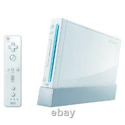 Nintendo Wii Launch Edition Console Blanche (ntsc)