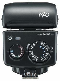 Nissin I40 Pour Griffe Multi-interfaces Sony Nex, A9, A7, A6300, A6500, A7-3, A7-2