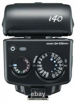 Nissin I40 Pour Sony (multi Interface Shoe Nex / A7 / A9 / A7-3 / Rx100 / A6300)