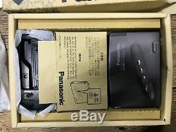 Nos Panasonic Rq-s85 Lecteur Cassette De Contrôle À Distance Sans Fil