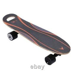 Nouveau 27.5 Electric Skateboard 350w 20km/h Longboard Avec Télécommande Sans Fil