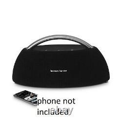 Nouveau Harman Kardon Go + Jouer Portable Bluetooth Haut-parleur Noir Plus Bruit Annuler
