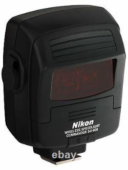 Nouveau Nikon R1c1 Wireless Close-up Speedlight System Commander Kit