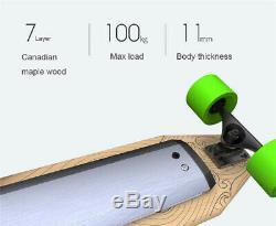 Nouveau Xiaomi Acton Planche À Roulettes Électrique Intelligent Avec Télécommande Sans Fil 2020