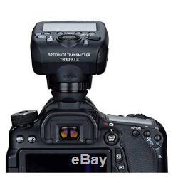 Nouveau Yongnuo Déclencheur Flash Yn-e3rt II E3rt E3rt Ttl Emetteur Canon St-e3rt