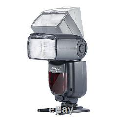 Nw670 Flash Kit Avec Récepteur Et Flash Pour Canon Diffuseur T5i T4i T3i T3 T2i