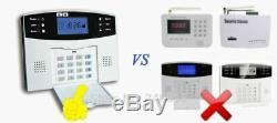 Os Android App Contrôle Wireless Home Sécurité Système D'alarme Gsm Intercom À Distance C