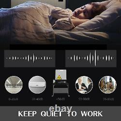 Ouvre-porte Coulissante Automatique 1800lbs Remote Control Wireless Kit