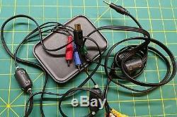 Panasonic Ag-hmc40p Caméra Vidéo Caméscope + Batterie X 3, Chargeur, Plus! Heures Faible
