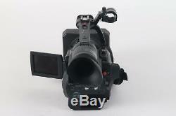 Panasonic Ag-hvx200ap 3ccd Hd P2 Dvcpro Caméra Caméra Vidéo Numérique Seulement