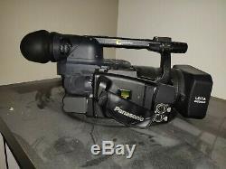 Panasonic Ag-hvx200ap 3ccd Hd P2 Dvcpro Caméra Vidéo Numérique