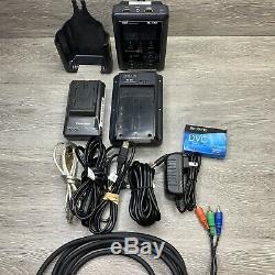 Panasonic Ag-hvx200ap 3ccd Hd P2 Dvcpro Caméra Vidéo Numérique Avec Boîtier Fs-100 Plus
