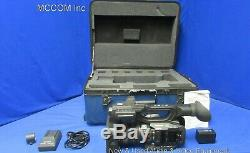 Panasonic Ag-ux Ux180 Série 4k Haut De Gamme 3g-sdi, Hdmi Caméscope Avec 89 Heures