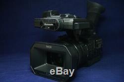 Panasonic Hc-x1000 Seulement 39hrs