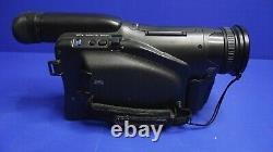 Panasonic Nv-rx70a Caméra Vidéo Vhs Camcorder Et Accessoires