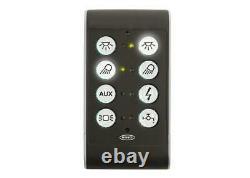 Panneau De Commutation À Distance De Télécommande Sans Fil À 8 Canaux Pour La Récupération D'urgence