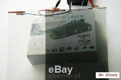 Pdlc Onduleur Film De Puce (eglass Commutable) + Rf Télécommande Sans Fil