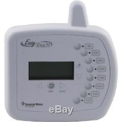 Pentair 520692 Sans Fil 8 Aux Easytouch Télécommande Manuel