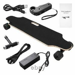 Planche À Roulettes Électrique Aceshin Avec Télécommande Portable Sans Fil 350w