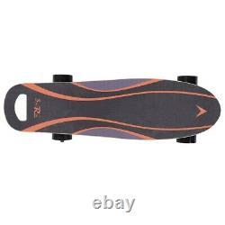 Planche À Roulettes Électrique Longboard Scooter 4 Roues Avec Télécommande Sans Fil Aa Contrôle