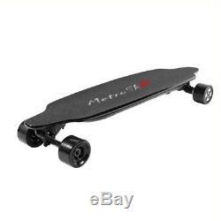 Planche À Roulettes Électrique Metrosk8 Shredder. 1200 Watts. Bluetooth À Distance. 25mph