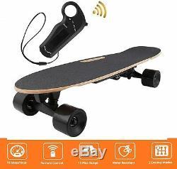 Planche À Roulettes Électrique Poisson-transportation Board Wireless Handheld Télécommande