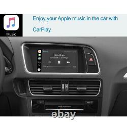 Pour Audi Q5 2009-2017 Carplay Android Interface Automatique Sans Fil Smart Module Box