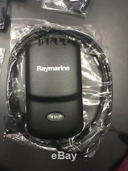 Raymarine E15023 Sans Fil Auto À Distance Avec Inst Repetiteur Smart Control (noir)