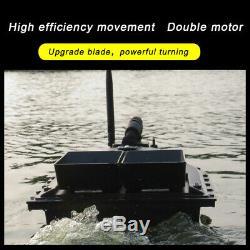 Rc Pêche Bateau Bait 500m Télécommande Sans Fil Des Navires Speedboat Fish Finder