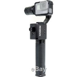 Removu S1 3 Axes Avec Stabilisateur Gimbal Télécommande Sans Fil Pour Caméra Gopro