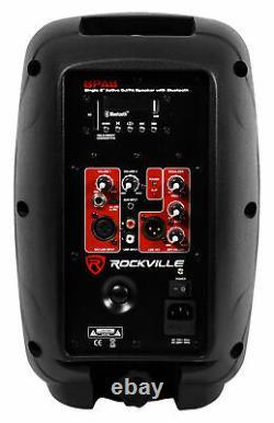 Rockville 8 Pro Karaoke Machine/system 4 Ipad/iphone/android/laptop/tv/tablet