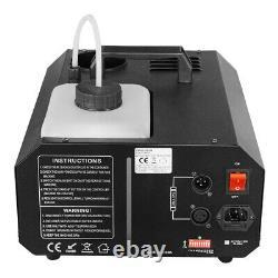 Samger 1500w Vertical Stage Fog Machine Upspray Fogger + Wireless Remote Control