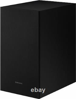 Samsung 2.1 Ch 290w Soundbar Subwoofer Dolby Audio Hw-t510 Certifié Remis À Neuf